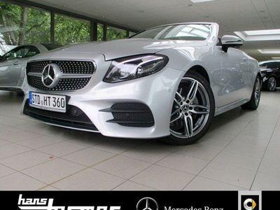 gebraucht Mercedes E300 Cabrio AMG Line, DISTR., COMAND, 360°,
