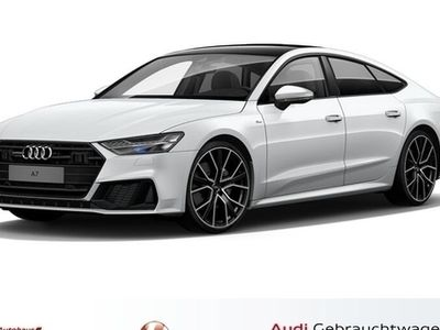 gebraucht Audi A7 Sportback 50 TDI quattro tiptronic, S line, Pano,