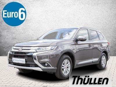 gebraucht Mitsubishi Outlander SUV-Star 2.0 Benzin