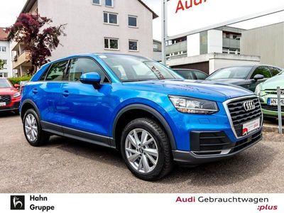 gebraucht Audi Q2 1.6 TDI S-trc Navi+ ACC EinparkH SitzH AHK-Vor