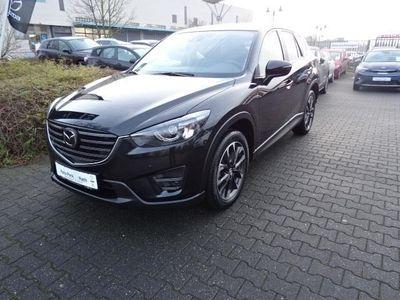 gebraucht Mazda CX-5 2,5l 192PS Sports-Line Autom. *Leder/Glasdach/Bose/Allrad*