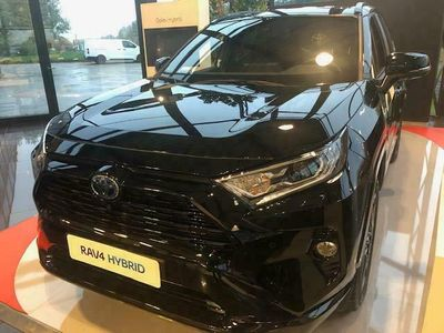 gebraucht Toyota RAV4 RAV 4H3 Black Edition 2.5 Hybrid 218PS 160kW ...