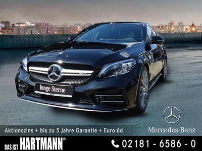 gebraucht Mercedes C43 AMG AMG GR ABSTANDSTEMP R SPUR