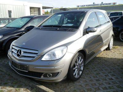 gebraucht Mercedes B200 SITZHEIZUNG BI-XENON AHK