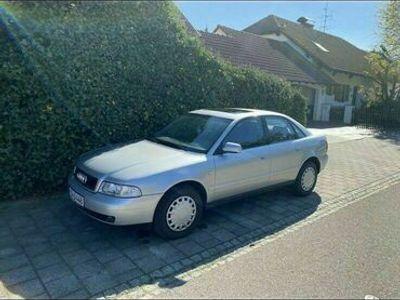 gebraucht Audi A4 1.9 tdi