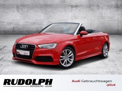gebraucht Audi A3 Cabriolet Ambition 1.4 TFSI cylinder on demand ultra 110 kW (150 PS) S tronic