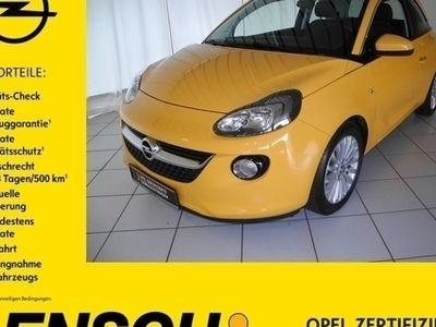 käytetty Opel Adam 1.2 Glam *Klima*Allwetterreifen*