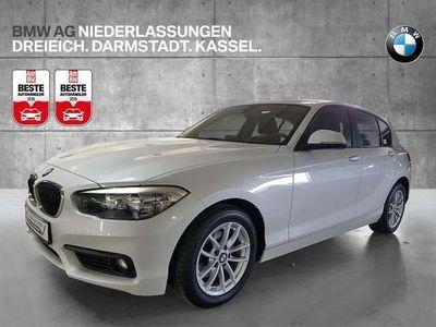 gebraucht BMW 118 d 5-Türer