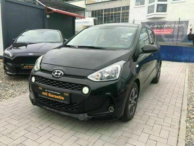 gebraucht Hyundai i10 YES! 81TKM/Klima/Alus