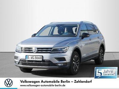 """gebraucht VW Tiguan Allspace """"IQ.DRIVE"""" 4M 2,0l TDI 190 PS DSG"""