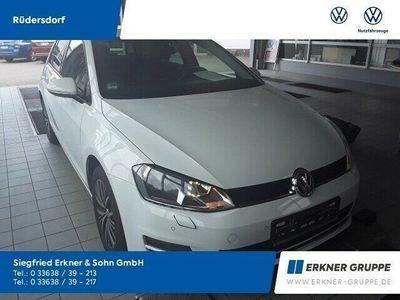 gebraucht VW Golf VII 1.2TSI Allstar KLIMA bei Gebrachtwagen.expert