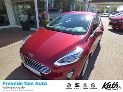 gebraucht Ford Fiesta S&S TITANIUM EcoBoost