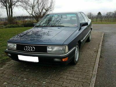 gebraucht Audi 200 Turbo Automatik, beiges Interieur