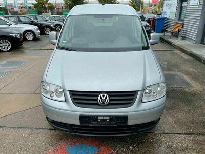 gebraucht VW Caddy Life EcoFuel *7 Sitzer*Erdgas*Klima*