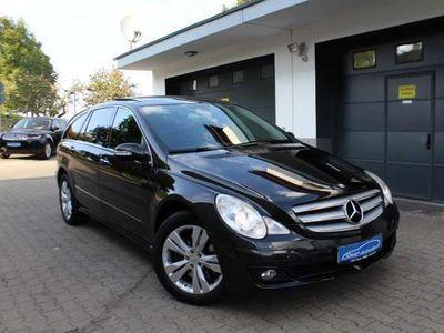 gebraucht Mercedes R500 L 4-Matic LEDER+COMAND+XENON+AHK+PANORAMA+6-Sitze
