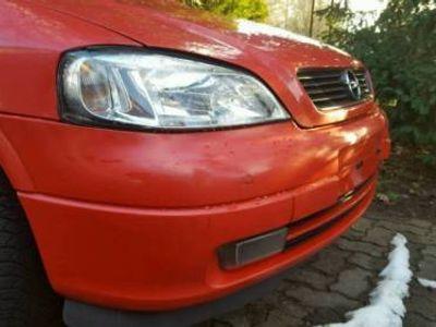 gebraucht Opel Astra 6 Benzin 1999 TOP Wasserpumpe Kühler Zahnriemen NEU
