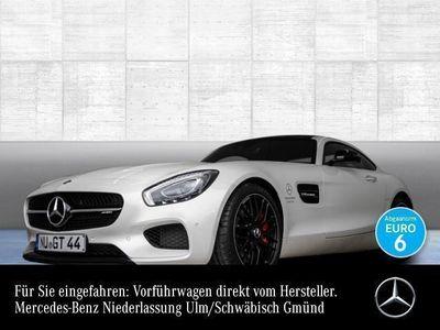 gebraucht Mercedes AMG GT S Night Memory Spur Park Pano Comand