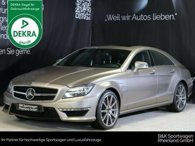 gebraucht Mercedes CLS63 AMG CLS 63 AMG CLSAMG S 4-Matic