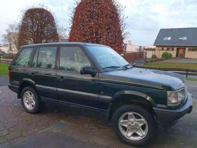 gebraucht Land Rover Range Rover Sport 4,6 HSE, TüV neu LPG