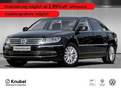 gebraucht VW Phaeton lang 3.0 TDI 4Motion 5-Sitzer Automatik