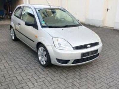 used Ford Fiesta 1,3 Benziner BJ 2004