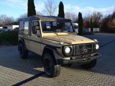 gebraucht Mercedes G230 / Steyer-D-Puch / Neuaufbau
