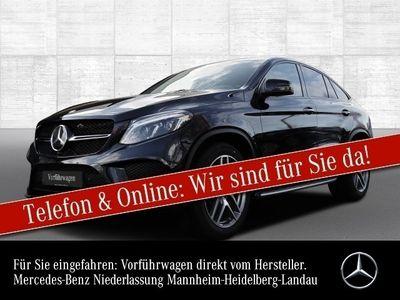 gebraucht Mercedes GLE350 d Cp. 4M AMG 360° Pano Harman Distr+