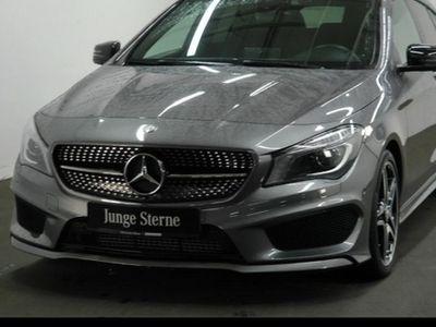 gebraucht Mercedes CLA250 Shooting Brake AMG Styling AMG-Line