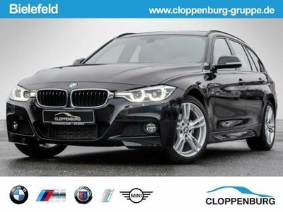 gebraucht BMW 320 d Touring M Sport LED NAVI TEMPOMAT KLIMA PD