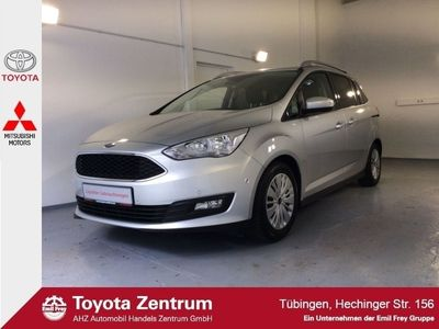 gebraucht Ford Grand C-Max 1.0 EcoBoost Start-Stopp-System COOL