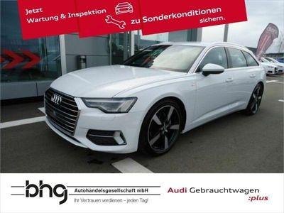 gebraucht Audi A6 Avant Sport 40TDI S-line Matrix B&O DAB NaviPlus