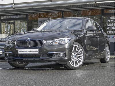 gebraucht BMW 325 3er d Luxury Line