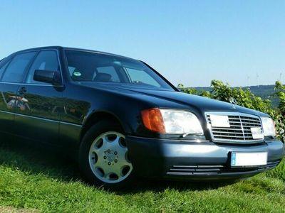 gebraucht Mercedes 600 SEL (V140)*perfekter Zustand*wenig Kilometer