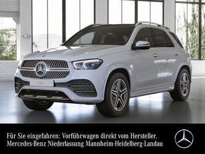 gebraucht Mercedes 300 GLEd 4M AMG Fahrass WideScreen Pano Burmester