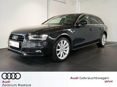 gebraucht Audi A4 Avant 2.0TDI,S-line,Navi,AHK,