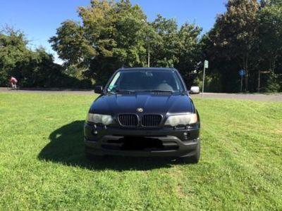 gebraucht BMW X5 3,0d Automatik #Getriebeschaden