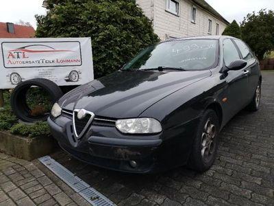 gebraucht Alfa Romeo 156 Sportwagon 1.9 JTD top Ausstattung
