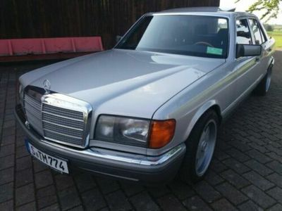 używany Mercedes 260 SE S-Klasse W126 TOP ZUSTAND Youngtimer
