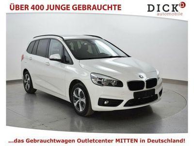 gebraucht BMW 216 Gran To. Advant. >PANO+NAVI+SHZ+KAM+HIFI+ACC