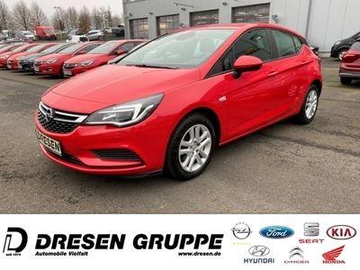 gebraucht Opel Astra 1.4 Turbo Edition PDC+Tempomat+Telefon