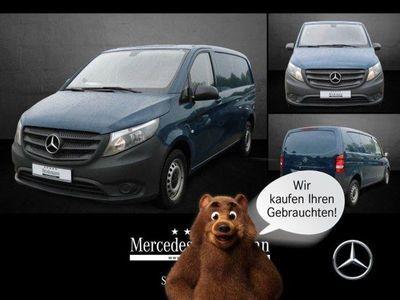 gebraucht Mercedes Vito 109 CDI Kompakt Basic/Sondermodell Worker/HiFi