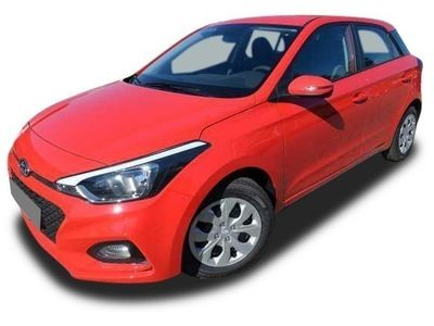 gebraucht Hyundai i20 1.2 Benzin