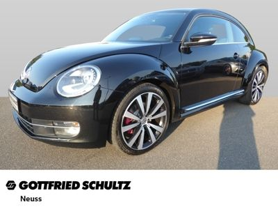 gebraucht VW Beetle 2.0TSI NAVI TOUCH SHZ BL GRA XENON Sport