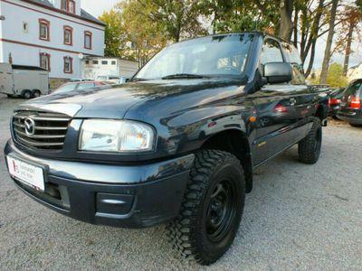 gebraucht Mazda B Series B2500 Ford Ranger LKW Zulassung Allrad