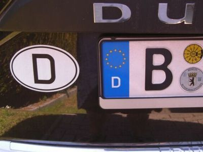 gebraucht Dacia Duster dCi 110 FAP 4x4 Prestige sw/sw Led.Navi
