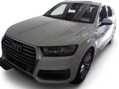 gebraucht Audi Q7 Q7e-tron TDI Q S LINE ST.HEIZ BOSE MATRIX ACC PANO
