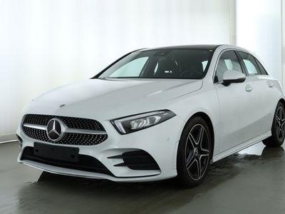 gebraucht Mercedes A250 AMG MBUX Pano LED Prem Navi 18'' Sp Sitz