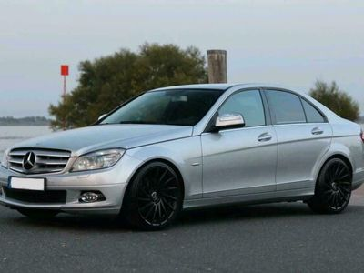 gebraucht Mercedes C350 Mercedes Benz* W204 * 7G-Tronic * A...
