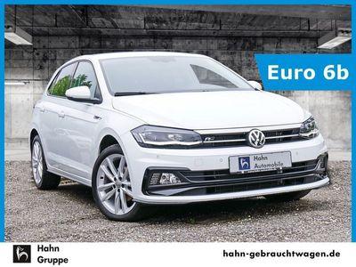 gebraucht VW Polo Highline 1.0TSI Clima PDC LED Alu