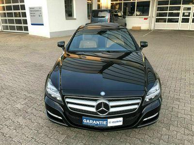 gebraucht Mercedes CLS350 CLS Shooting BrakeCDI BE 4Matic